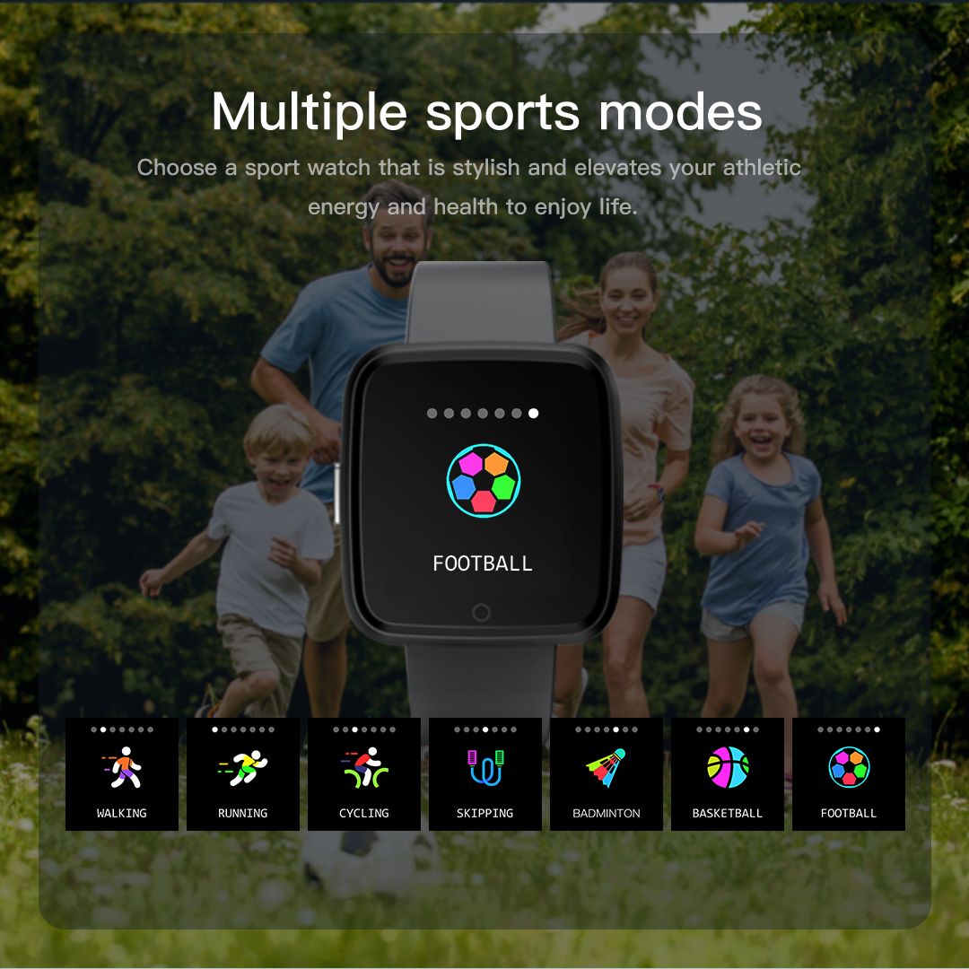 Multiple sports modes
