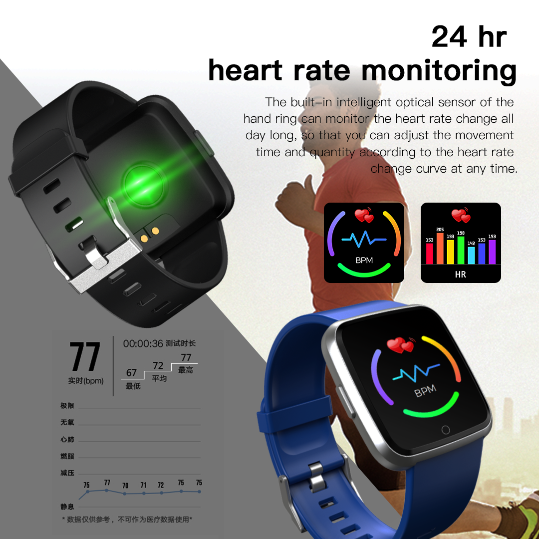 24-hour uninterrupted heart rate test